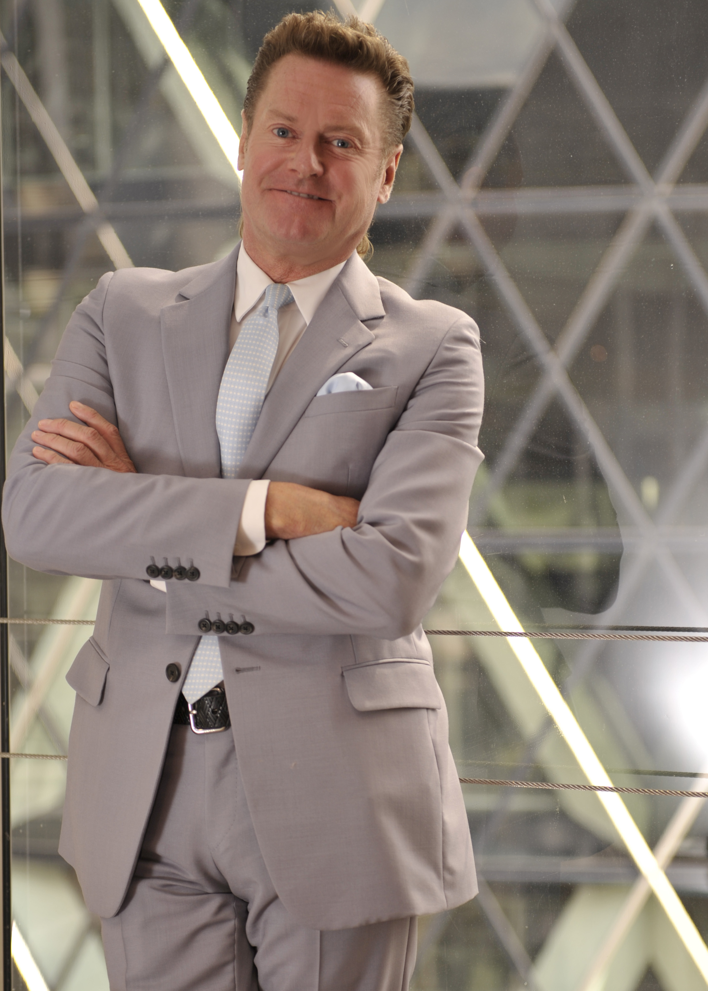 President of ACE European Group, Andrew Kendrick (Photo: Business Wire)