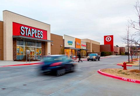 Park Avenue Shopping Center, Little Rock, Ark. (Photo: Business Wire)