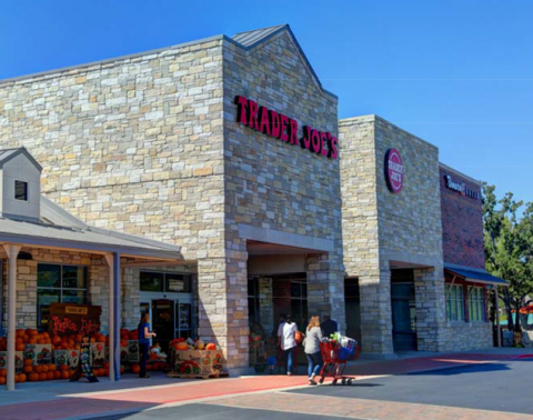 Trader Joe's at Mira Vista (Photo: Business Wire)