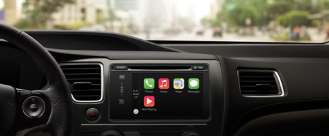 Apple today announced that leading auto manufacturers are rolling out CarPlay, the smarter, safer an ...
