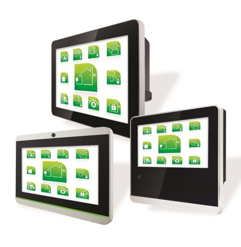Human Machine Interface (HMI) M2M Communications, Internet of Things (IoT) Smart Building Automation (Photo: Business Wire)