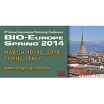 BIO-Europe Spring(R) will take place in Turin, Italy, March 10-12, 2014. (Graphic: Business Wire)