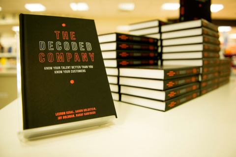 THE DECODED COMPANY has been named a New York Times bestseller on the heels of its February 20th lau ...