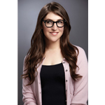 """Big Bang Theory"" Star Mayim Bialik and DeVry University Host National HerWorld(R) Month to Inspire High School Girls to Make a Difference through STEM. Photo Credit: JSquared Photography"