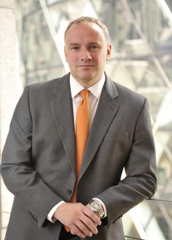 David Robinson, Regional President, UK & Ireland, ACE (Photo: Business Wire)