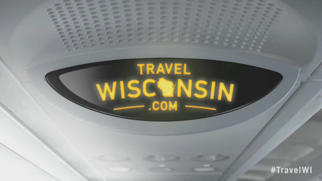 Travel Wisconsin's new summer ad.