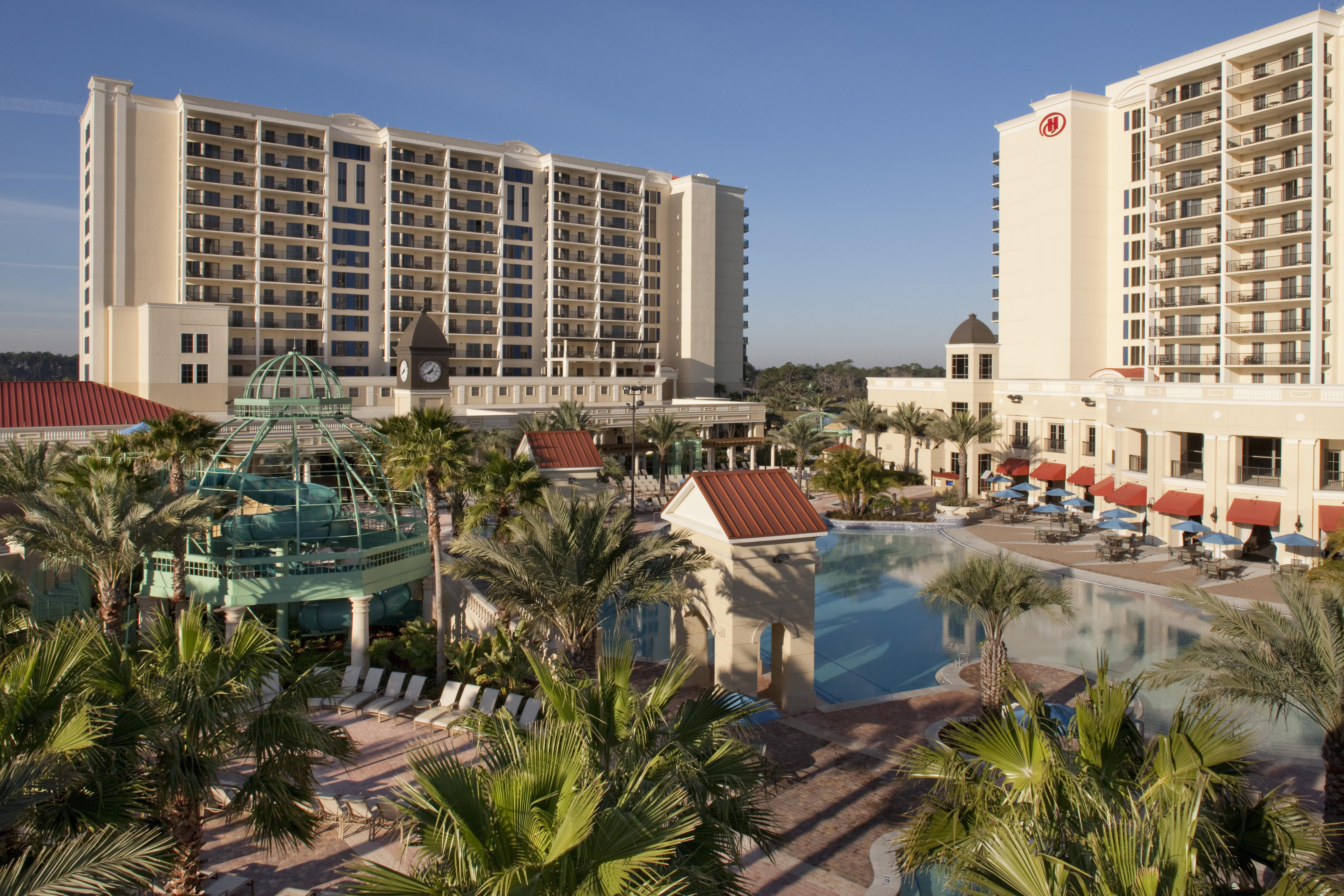 Parc Soleil by Hilton Grand Vacations Club in Orlando, Florida (Photo: Business Wire)