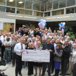 Granite's CEO and Over 410 Others Go Bald to Support Cancer Research Company Raises More Than $2.1 Million for Dana-Farber (Photo: Business Wire)