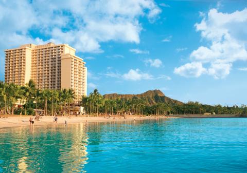 Aston Waikiki Beach Hotel in Honolulu, Hawaii (Photo: Business Wire)