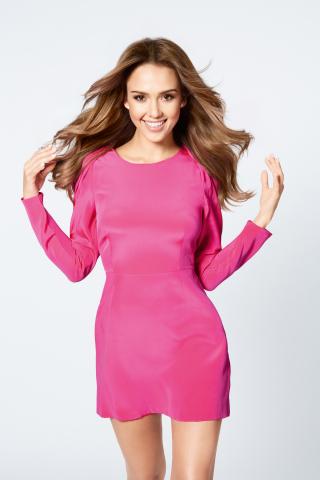 Jessica Alba, the new Braun Beauty Ambassador (Photo: Business Wire)