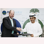 RF Biocidics CEO Craig Powell Forms Strategic Partnership with Al Foah (Photo: Business Wire)