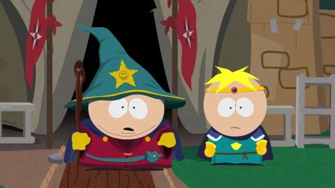 South Park: The Stick of Truth available now on the Xbox 360, PlayStation(R)3 and Windows PC. (Photo: Business Wire)
