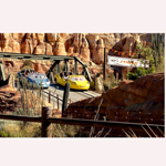 Radiator Springs Racers - A Cars Land ride at Disney California Adventure Park. (Photo: Business Wire)