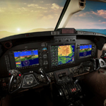 King Air G1000 (Photo: Business Wire)