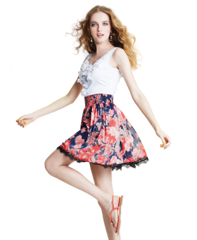 Shop Macy's and macys.com for this season's spring florals; I.N.C. for Macy's Secret Garden -- Tank  ...