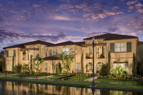 Ryland Homes at Acacia at Cypress Village (Photo: Business Wire)