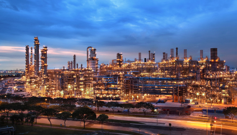 ExxonMobil Chemical will build facilities to manufacture premium halobutyl rubber and Escorez hydrogenated hydrocarbon resin at its recently expanded petrochemical complex in Singapore. (Photo: Business Wire)