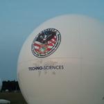 NOAA Miami MEOLUT Antenna Radome (Photo: Business Wire)