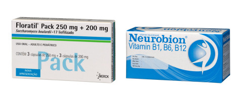 Floratil and Neurobion; brands that have been incorporated into Merck Consumer Health (Photo: Business Wire)