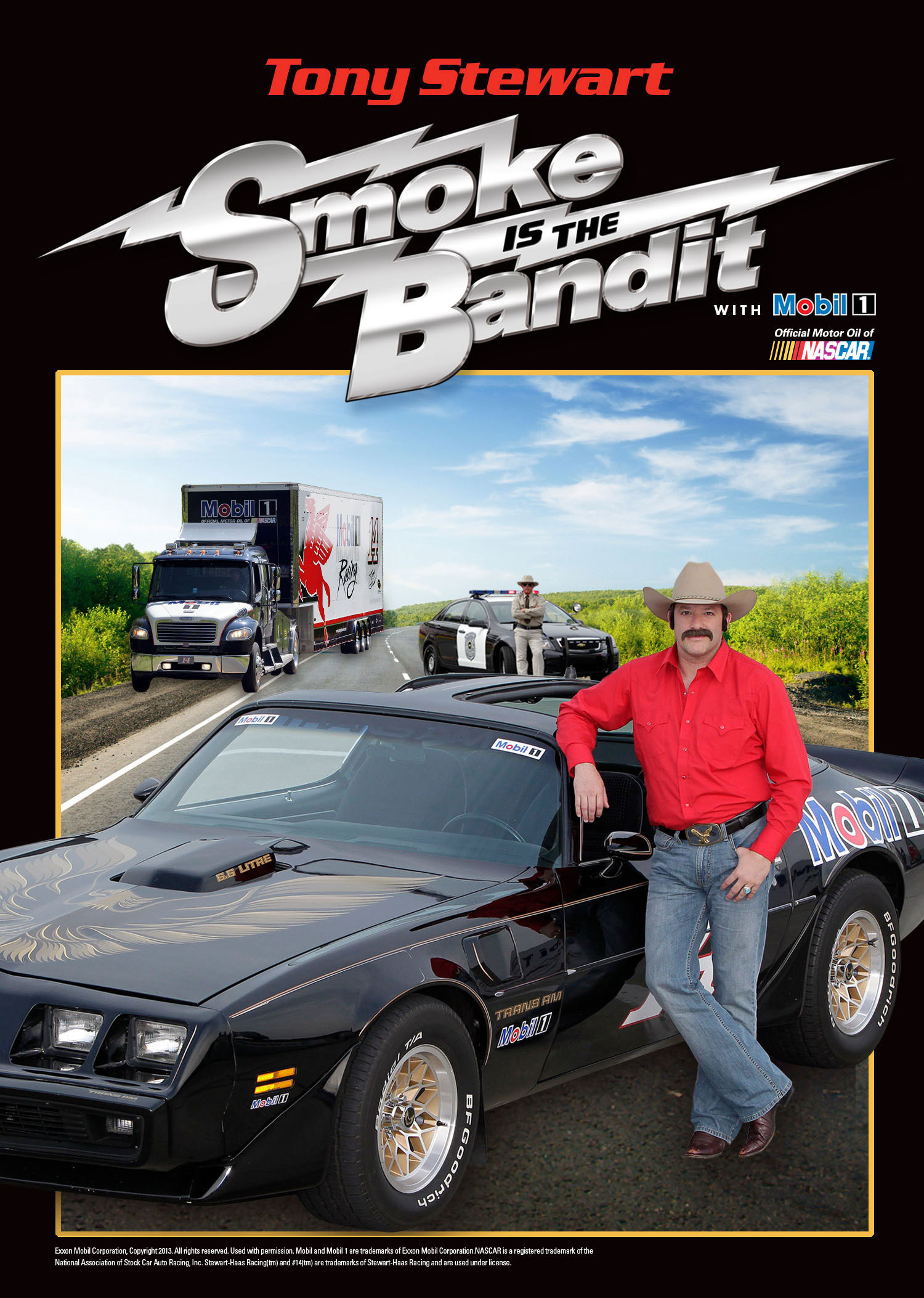 Car In Smokey And The Bandit