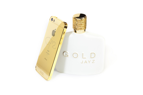 Is JayZ launching his own range of luxury Gold gifts? (Photo: Business Wire)