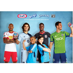 Major League Soccer and Kraft Foods Agree To A Multi-Year Partnership Fronted by Capri Sun, Kool-Aid, Country Time Lemonade and Tang Brands (Photo: Business Wire)