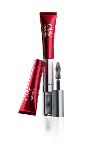 Olay Regenerist Micro-Sculpting Eye & Lash Duo (Photo: Business Wire)