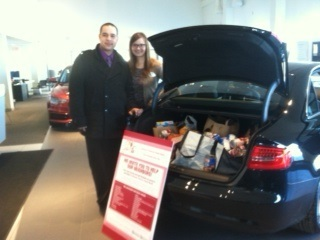 International Cars Ltd Fights Hunger With 3rd Annual