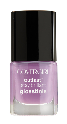 COVERGIRL® Outlast Stay Brilliant Glosstinis (Photo: Business Wire)