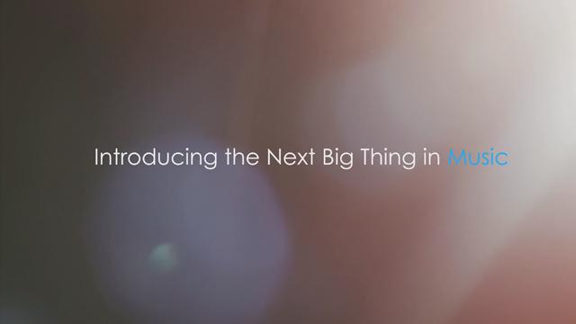 Samsung Milk Music video