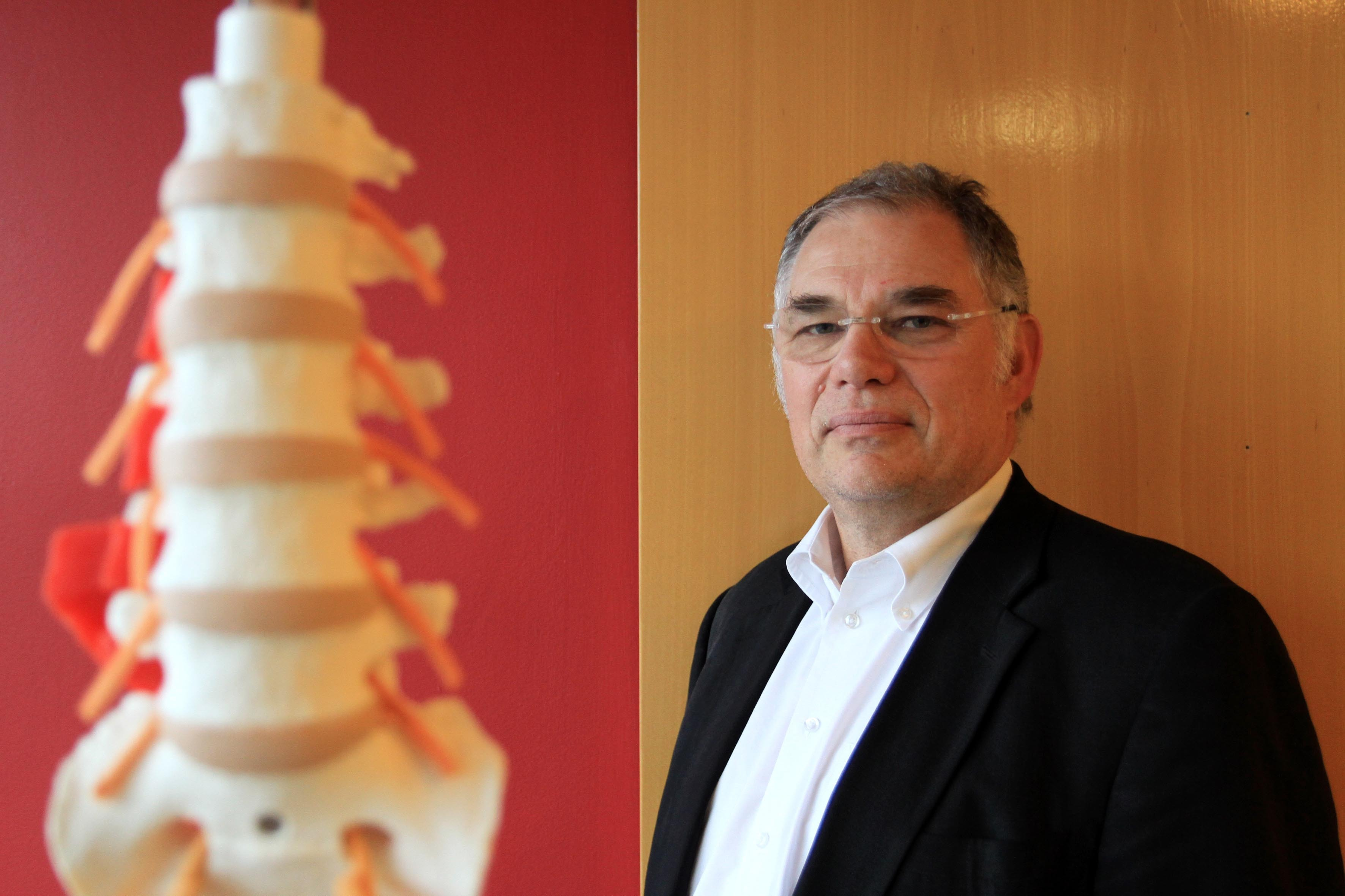 Peter Crosby, CEO, Mainstay Medical (Photo: Business Wire)