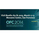 Visit MACOM at Booth 2203 for more information at the OFC 2014 show in San Francisco (Photo: Business Wire)