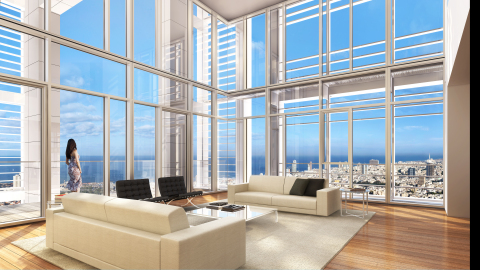 Palace in the Sky - Penthouse (Photo: Business Wire)