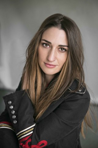 Sara Bareilles. (Photo credit: Danny Clinch)