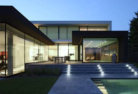 Pacific Bulletproof has created a line of premium security windows for the luxury home market. Windo ...