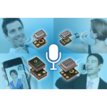 Akustica's new HD voice MEMS microphones deliver superior voice capture in smartphones and wearables (Photo: Business Wire)