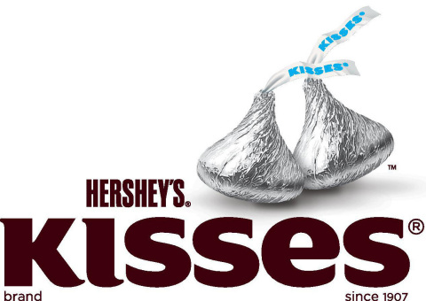 Hershey's Kisses Brand hits $100 Million in China making it the first Hershey brand to reach this annual sales milestone outside of North America. (Photo: Business Wire)