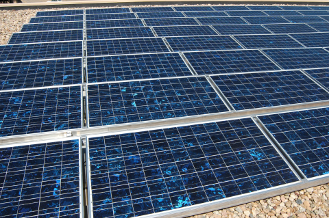 Rooftop Solar Panels (Photo: Business Wire)
