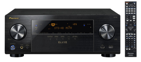 Pioneer Elite VSX-80 AV Receiver (Photo: Business Wire)