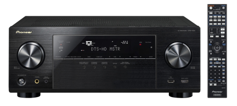 Pioneer Electronics VSX-1124 AV Receiver (Photo: Business Wire)