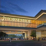 Artist's rendering of the new Horseshoe Casino Baltimore, scheduled to open later this year. (Photo: Business Wire)