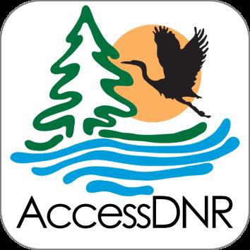 The AccessDNR mobile app is now available for Apple and Android devices. (Graphic: Business Wire)