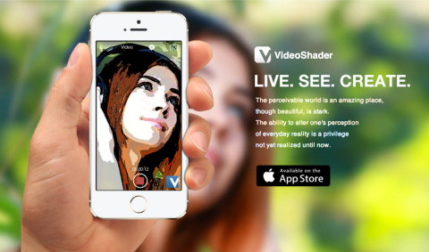VideoShader official site image (Photo: Business Wire)