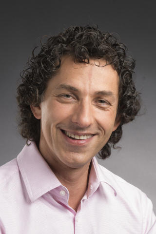 Gilad Gans has been named President of Stratasys North American Operations. (Photo: Stratasys)