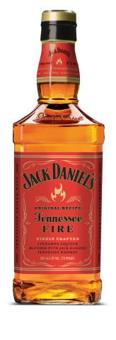 Jack Daniel's Tennessee Fire (Photo: Business Wire)