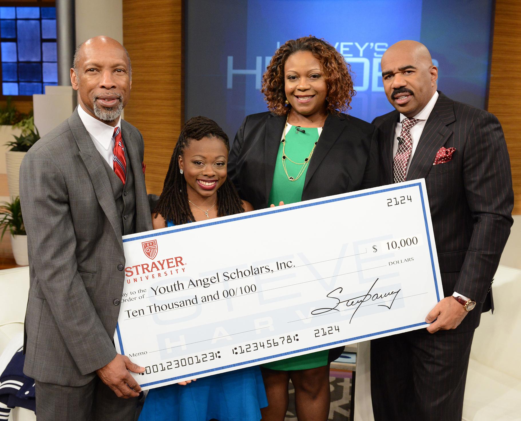 Strayer University Alumna Honored for Youth Development Work on ...