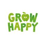 Grow Happy initiative logo