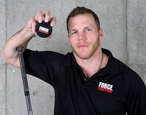 Force Factor Signs Endorsement Deal with Boston Bruins' Shawn Thornton (Photo: Business Wire)