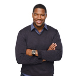 Legendary NFL star Michael Strahan is host and executive producer of Nickelodeon's brand-new awards show, Kids' Choice Sports coming to Nickelodeon in July. (Photo: Business Wire)