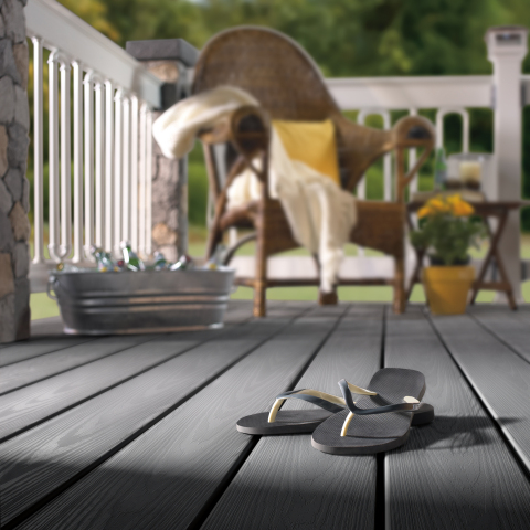 Latitudes Decking and Railing's new five-year coverage makes their warranty one of the strongest in the industry. (Photo: Business Wire)